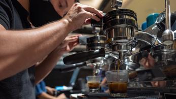 Drágul a kávé, akár 800 forintért is ihatunk egy presszót