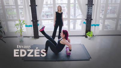 A szép karhoz nem elég a bicepsz edzése: ütős tricepszgyakorlatokat mutatunk hengerrel