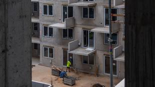 Kilőtt a lakásépítési kedv, több mint 20 ezer lakás épülhet az idén