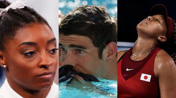 A legnagyobb sportolók lelkét is porrá zúzza az olimpia