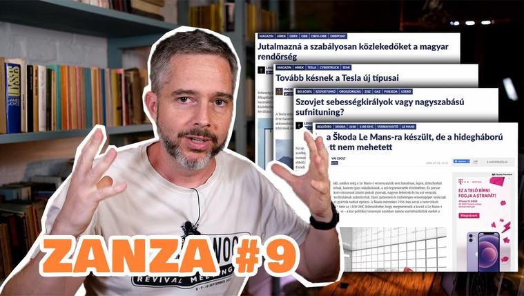 A magyar rendőrség a telefonodra költözik sebességet mérni, és nem is hülyeség - Zanza 9