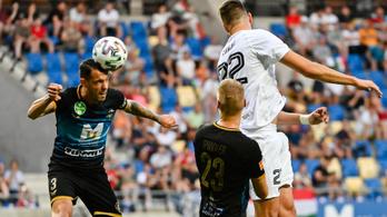 Rúgott gól nélkül esett ki a Puskás Akadémia az FK Rigas ellen