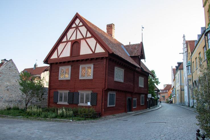 Igazi skandináv faház