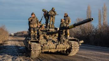 Ukrajna készül a háborúra