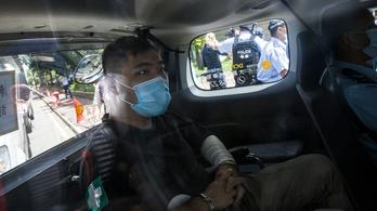 Meghozták az első ítéletet a nemzetbiztonsági törvény alapján Hongkongban