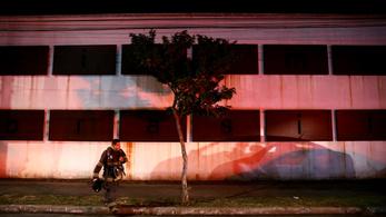 Tűzvész pusztított a filmintézet raktárában