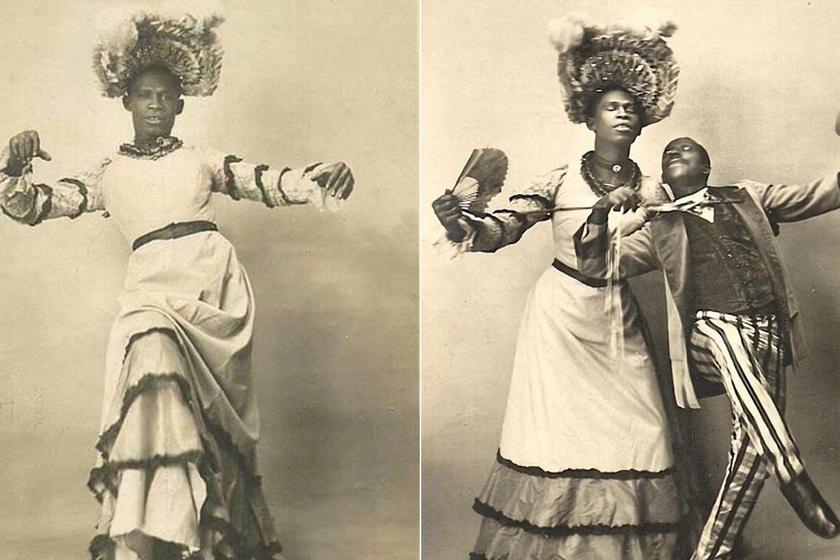 Rabszolgasorba született, később híres nőimitátor vált belőle: az első drag queen, William Dorsey Swann története