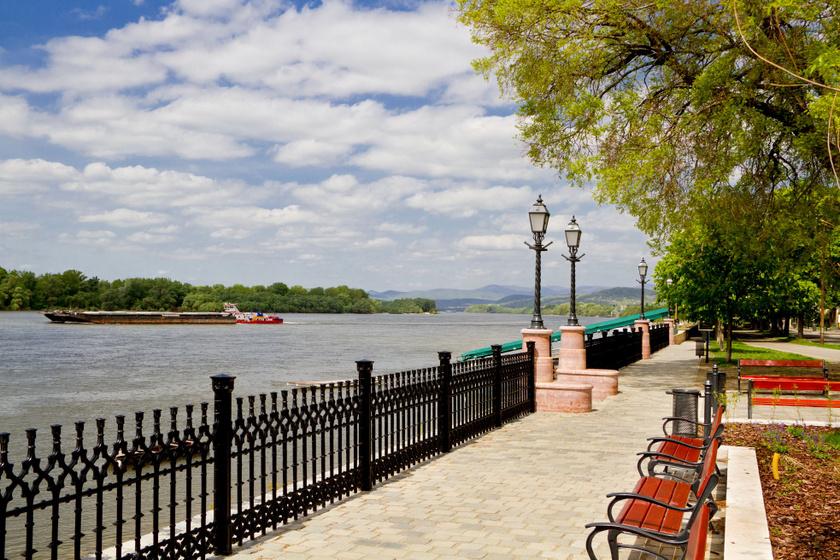 A Duna-parti sétány