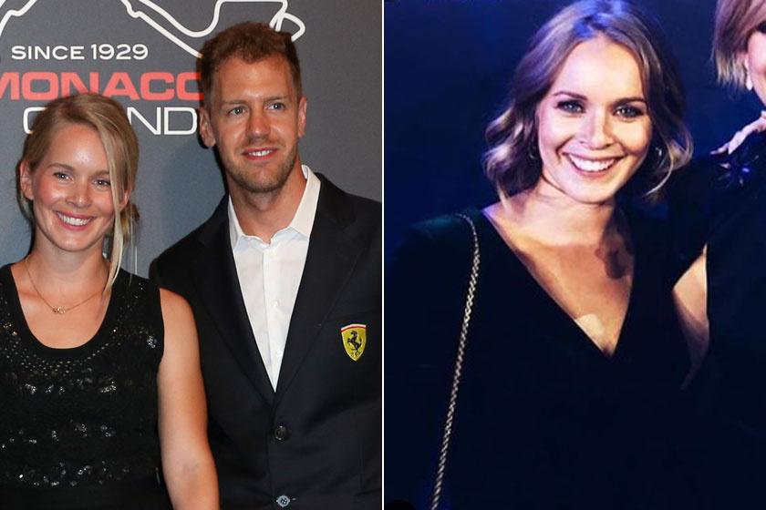 Sebastian Vettel és felesége jóban és rosszban kitartanak egymás mellett, a gyönyörű Hannával három gyermeket nevelnek együtt.