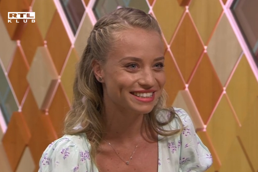 A Drága örökösök színésznőjének kevés esélye volt a terhességre: babája most 5 hetes