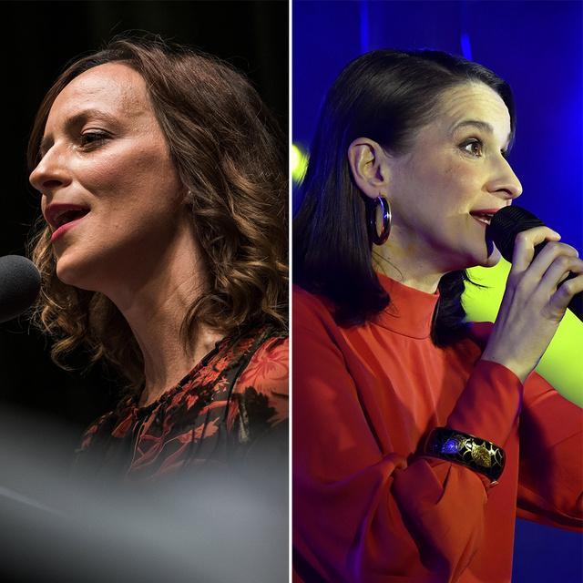 Átélheted, milyen vakként egy csodálatos koncert - Vaksötétben lép fel Szalóki Ági és Németh Juci