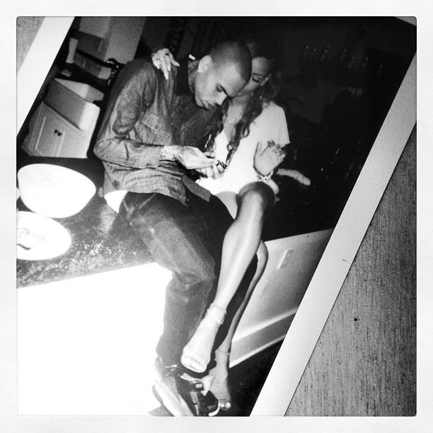 Rihanna fiúja teker