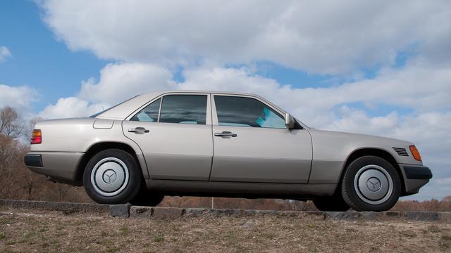 A világ egyik legkortalanabb autóformája