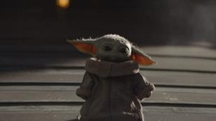 Baby Yodának is lesz fénykardja a Mandalorian új évadában