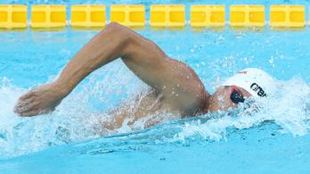 Gyurta Gergely: Ennyire még soha nem élveztem olimpiát!
