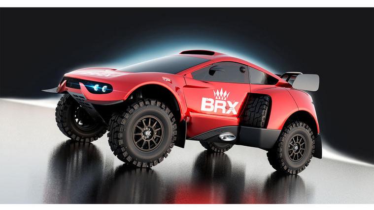 Új változat készül a Prodrive Dakar-versenygépéből