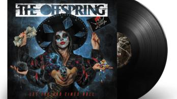 Rá se ránts a rossz időkre, itt a The Offspring!