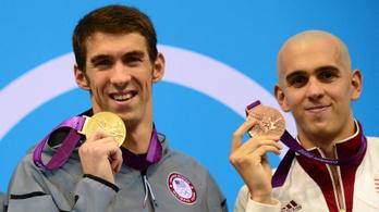 Michael Phelpset is meghívják Cseh László visszavonulási búcsúztatójára