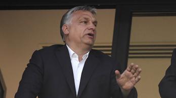 Orbán Viktor: Milyen jó napot? Egy ötössel vertek meg minket