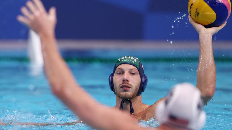 Legyőzte az Egyesült Államokat, negyeddöntős a magyar férfi vízilabda-válogatott
