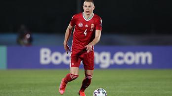 A Dortmund ajánlatot tett a magyar válogatott védőért