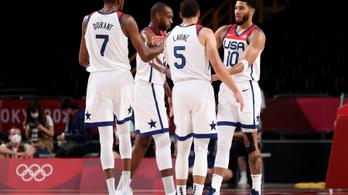 A Team USA egy ideig altatta, aztán kiütötte a cseheket
