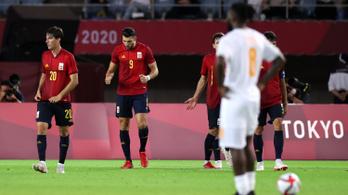 Elképesztő hiba után még élnek a spanyol futballremények