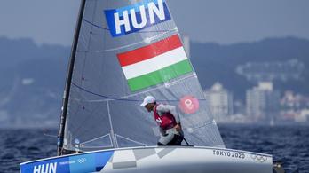 Berecz Zsombor a magyar vitorlássport Cseh Lacija