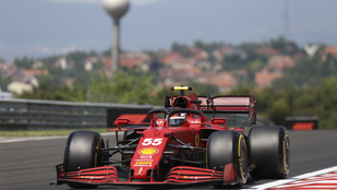 Sainz tanácstalan, Ricciardo egy jót versenyezne