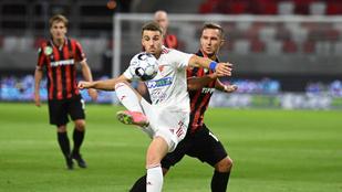 A Debrecen győzelemmel, Dzsudzsák góllal tért vissza az NB I-be