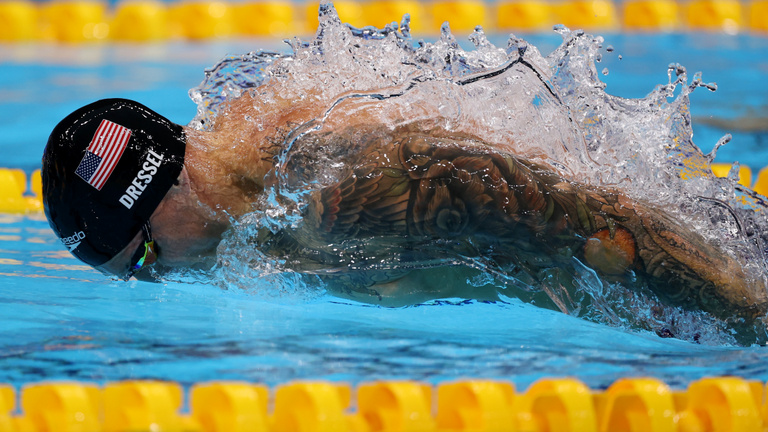 Majdnem 70 éves egyeduralmat tört meg az ausztrál úszó