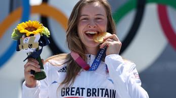 Három évvel ezelőtt még pincérnő volt, most olimpiát nyert