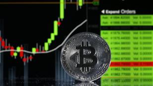 Betiltották a bitcoint, azonnal a világ második legnagyobb piacává váltak