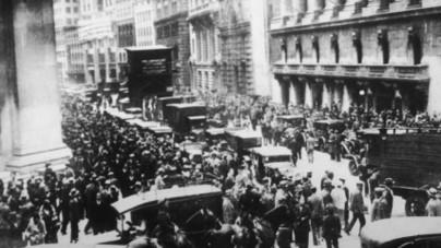 A fekete csütörtök tényleg tömeges öngyilkosságot eredményezett a Wall Streeten?