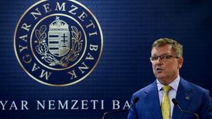 Matolcsy György: A forint gazdagságot hozott