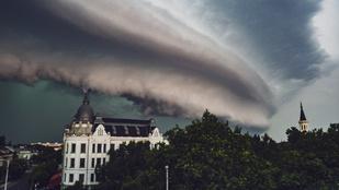 Tihany felett felrobbant légkör, egy francia véletlenül a mennybe ment