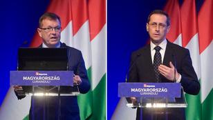 """Varga Mihály szerint """"vicces"""" Matolcsy György állítása"""