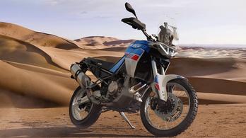 Végre itt az Aprilia Tuareg 660 – reszkessen a Yamaha?