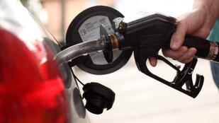 Itt az újabb rekord: tovább drágul a benzin szerdától