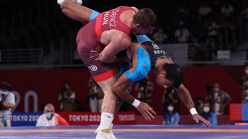 Lőrincz Tamás olimpiai aranyért birkózhat!