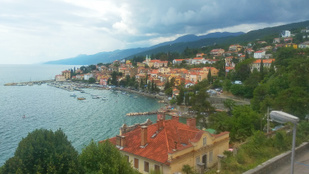 Volosko, a horvát Adria rejtett drágaköve