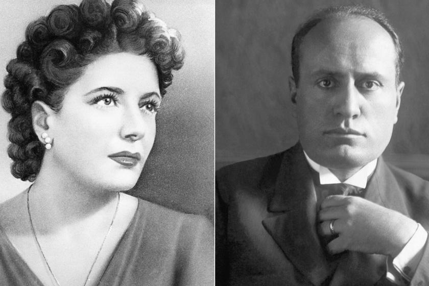 Ő volt Mussolini szeretője, együtt végezték ki őket: Clara Petacci már gyermekként is rajongott az olasz diktátorért