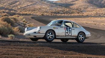 A legkönnyebb 911-es Porsche