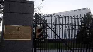 Újabb orosz diplomatáknak kell elhagyniuk az Egyesült Államokat
