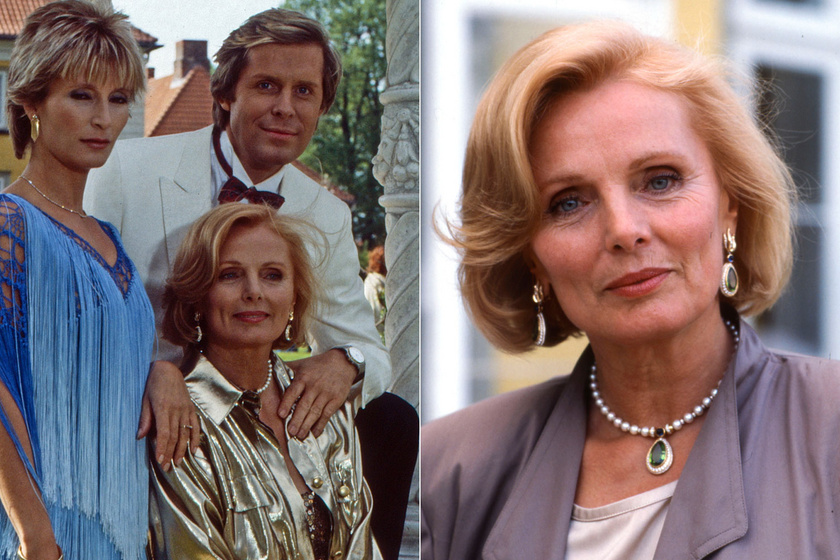 A Guldenburgok-sorozat Balbeck Margot-ja 90 éves lett: Ruth Maria Kubitschek ma már visszavonultan él