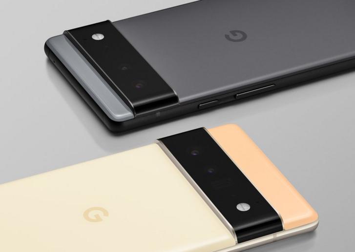 A Google Pixel 6 és 6 Pro kamerarendszere egymás mellett