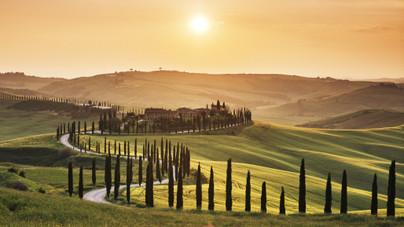 Barangolj Olaszországban az Utas és holdvilág nyomán