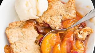 Sárgadinnyecrunch – gyors süti az egyik legnagyobb nyári kedvencünkkel