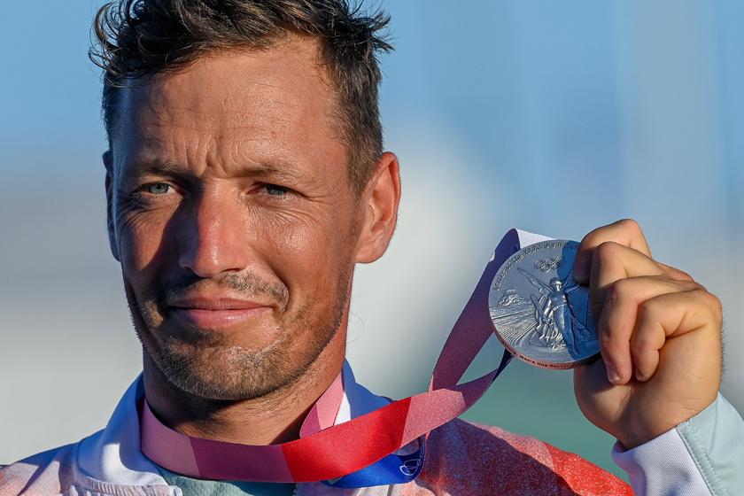 Ezüstérmet nyert a vitorlázó Berecz Zsombor: ez a magyarok legjobb eredménye ebben a sportágban