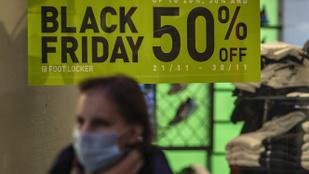 Az esőzések miatt veszélyben a Black Friday leárazások
